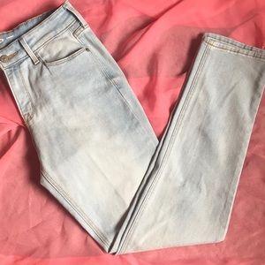 Old Navy Straight Light Blue Jeans